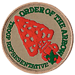 Troop Representative Badge